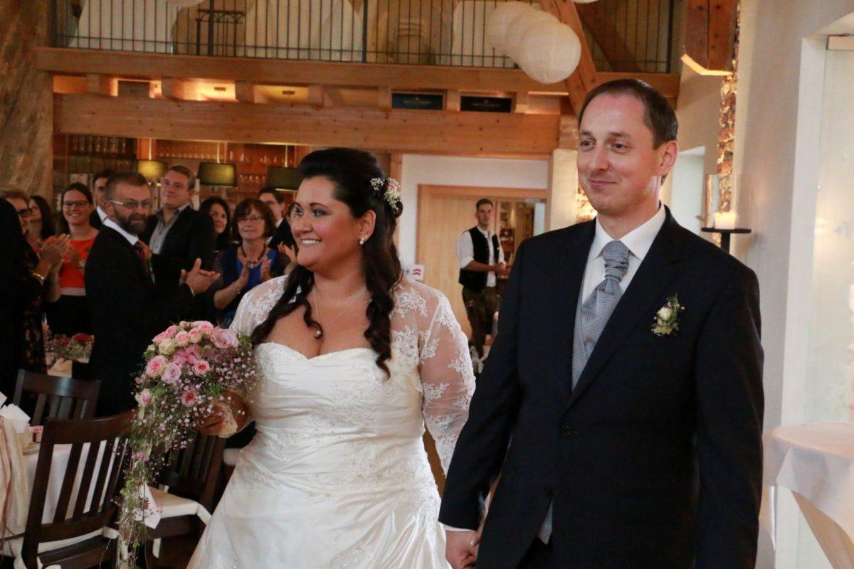Hochzeit Claudia & Markus