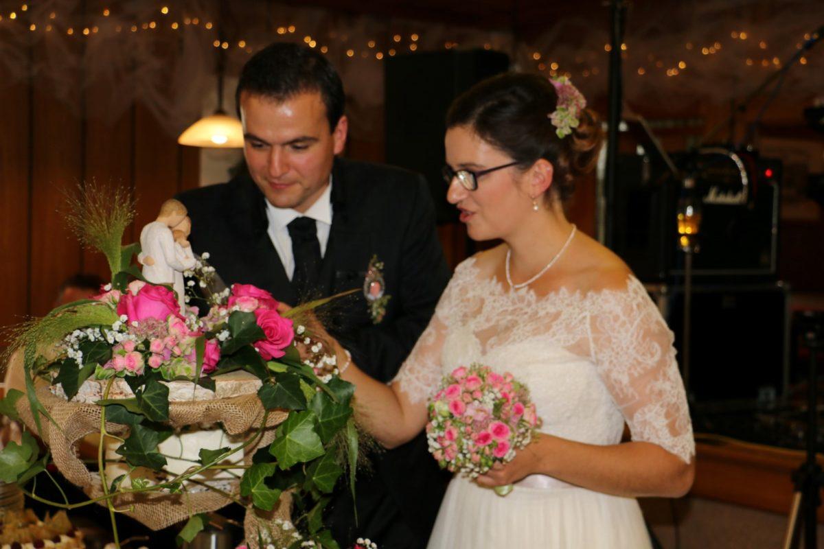 Hochzeit Vroni & Miche